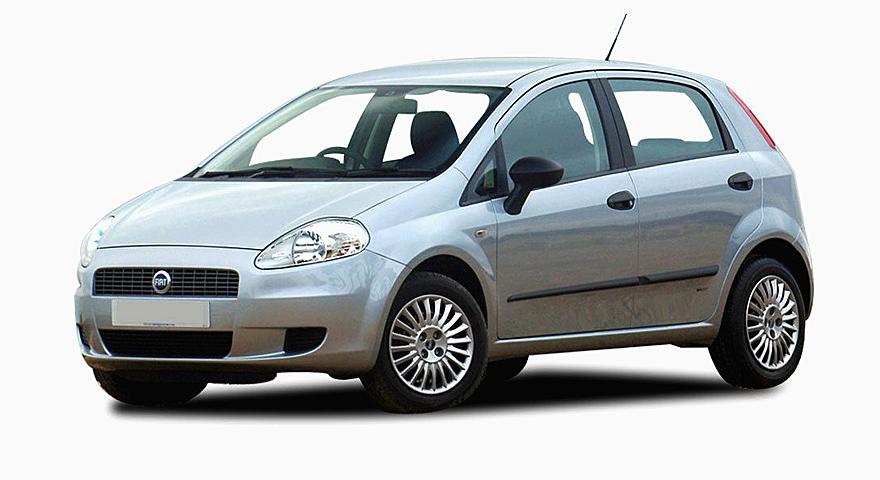 Fiat Punto 1.2 5p Dynamic Idea Rent