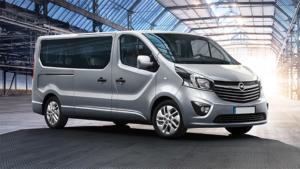 Opel Vivaro 9 posti Idea Rent