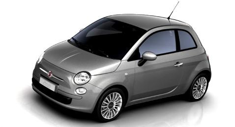Fiat 500 Idea Rent