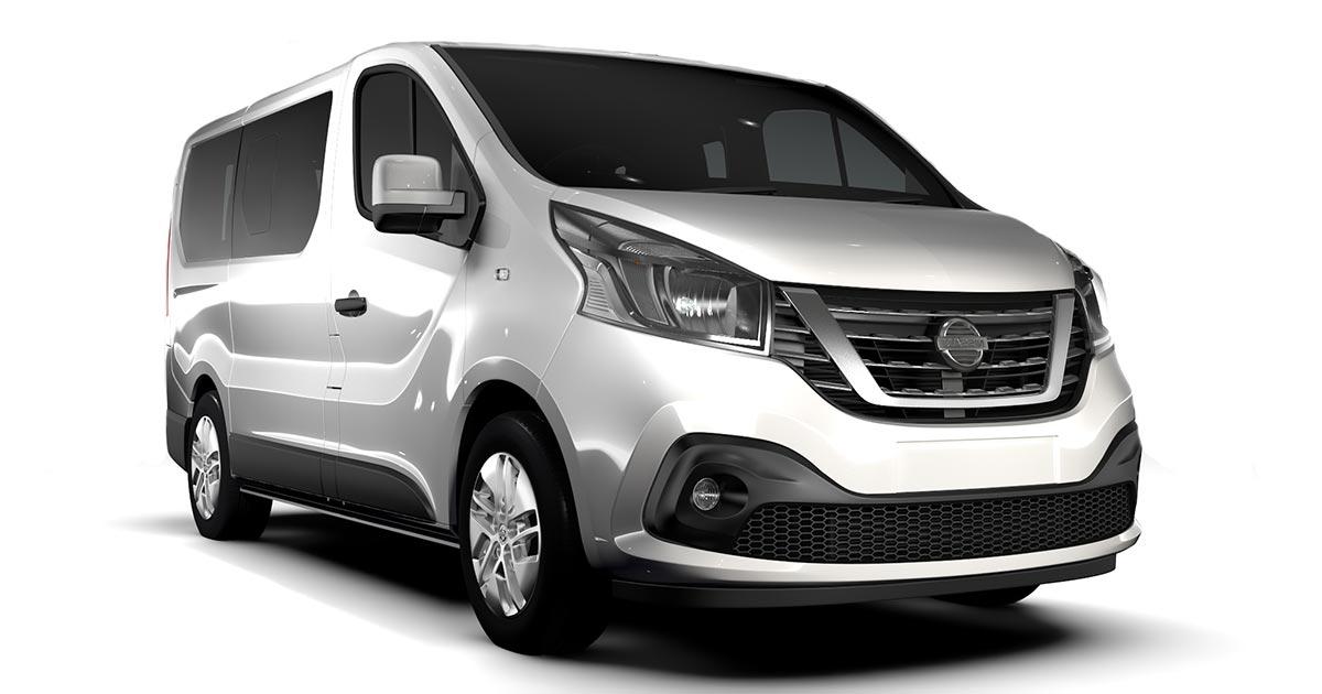 Nissan NV300 9 posti Idea Rent