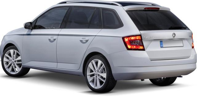 Skoda Fabia Wagon Idea Rent